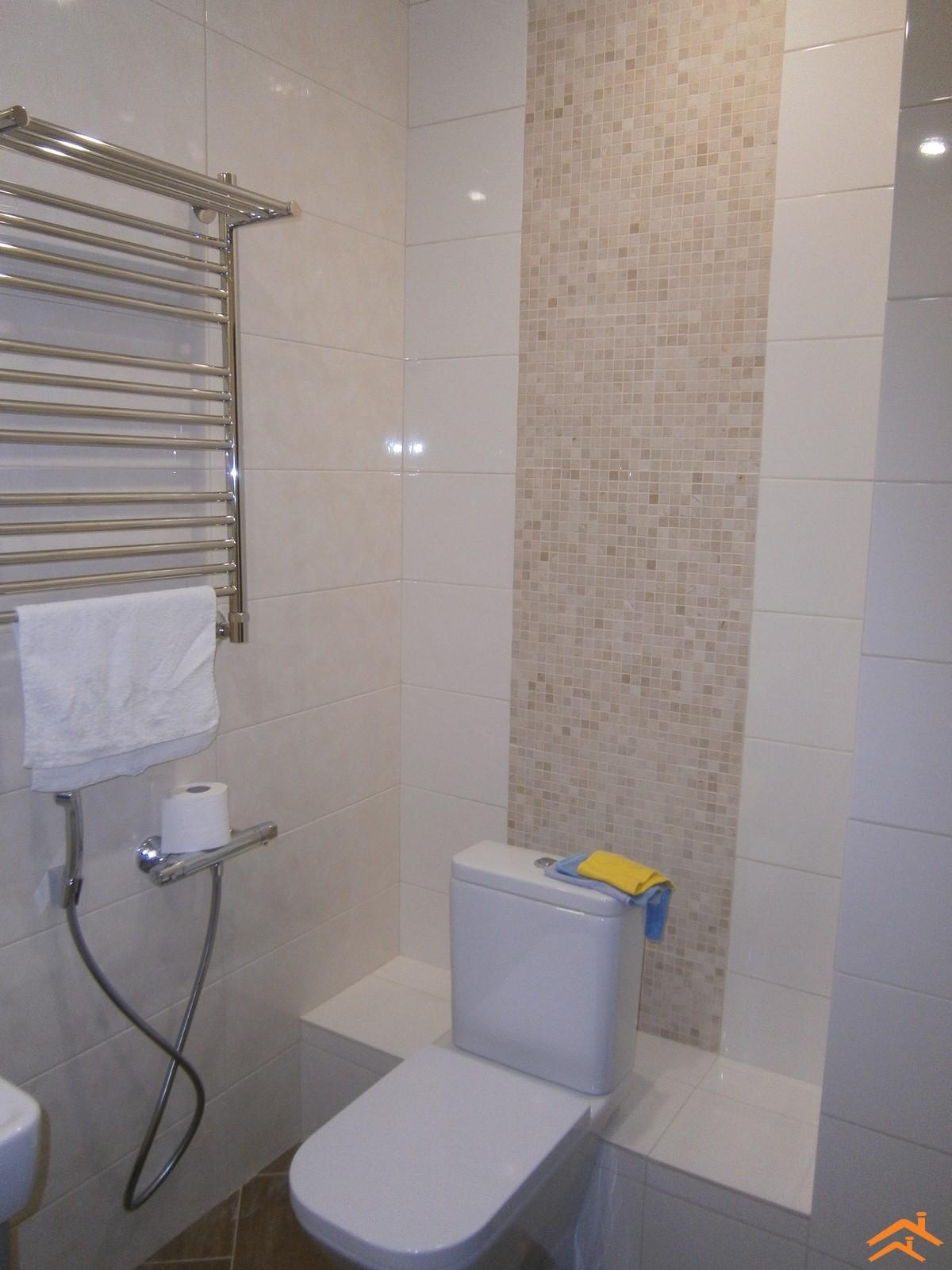 С чего начать ремонт в туалете пластиковыми панелями